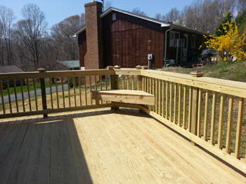 Calvert County Decks