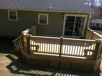 Southern Maryland Decks