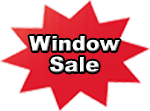 Window Sale